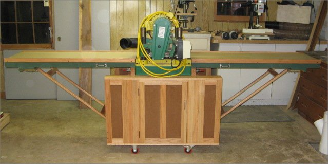 planer stand